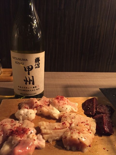日本ワイン_勝沼甲州