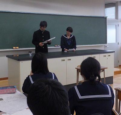 七尾高校試合