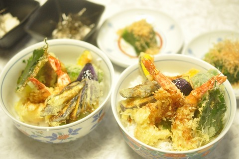 天丼 (3)