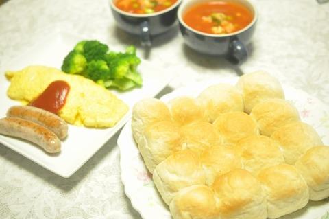 ちぎりパン (5)