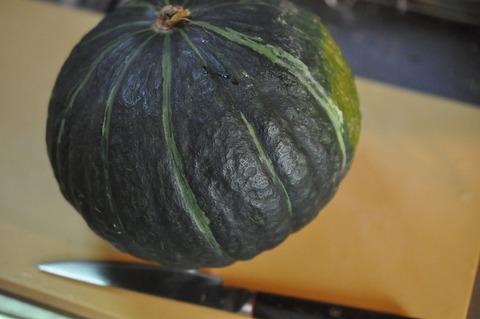 かぼちゃの冷製スープ (32)