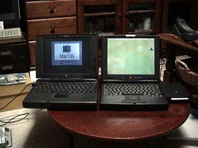 私が愛したMac達 その8 PowerBook2400c