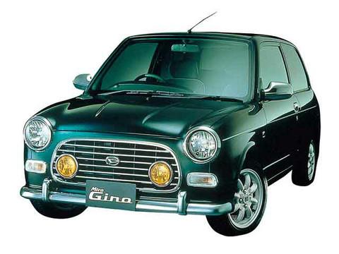 私が愛した車達10 ミラジーノ