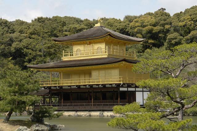ちっちゃい旅8 京都 金閣寺