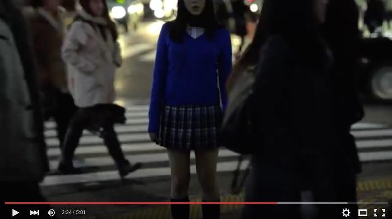 DAOKO 『水星』 Music Video
