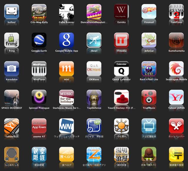 iPhone 2.2.1にしたのは良かったんですけど、、、、、^^;