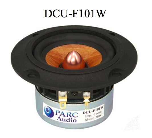 PARC Audio DCU-F101W 脅威の低音再生能力!