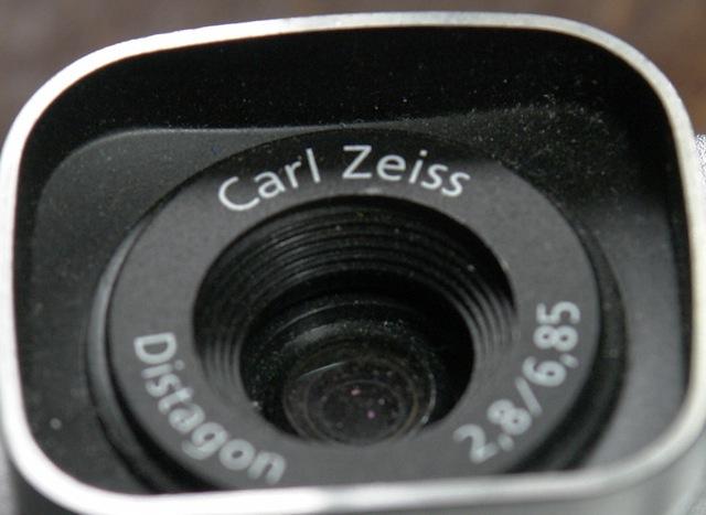 DSC-F55K 単焦点レンズを試す! w