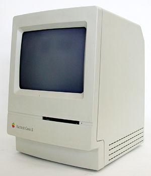 私が愛したMac達 その2 ファーストインプレッション