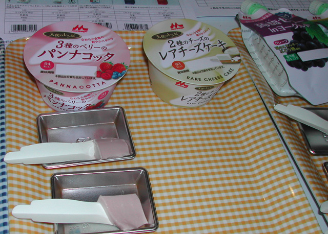 食品見本市2009春 その2 スィーツ&アイスクリーム