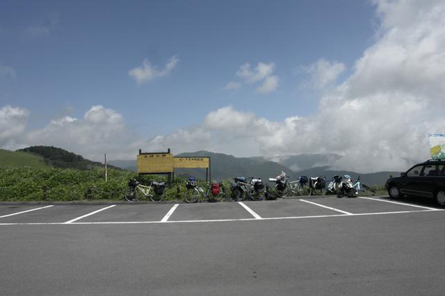 ビーナスライン1 三峰展望台