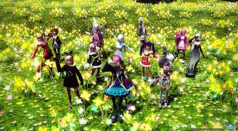 トリガー祭り徒花