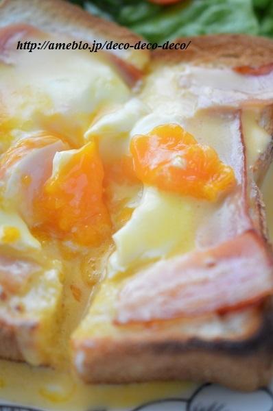冷凍卵でエッグベネディクト19