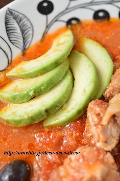 チキンのトマト煮11