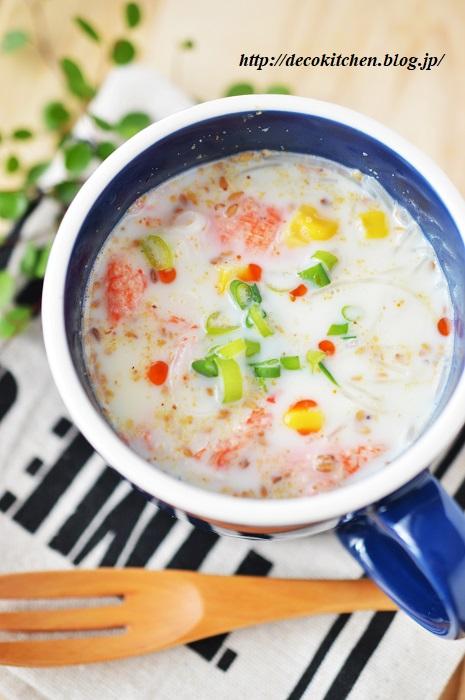 春雨スープ2