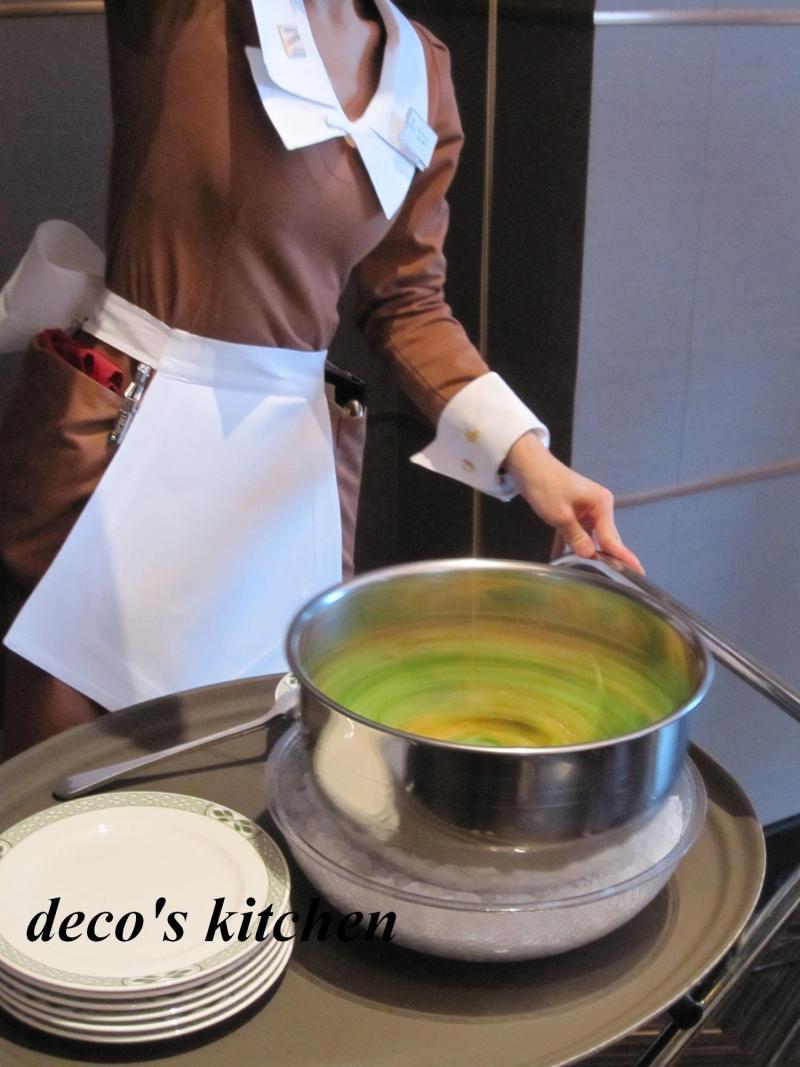decoの小さな台所。-ロウリーズ・サラダ3