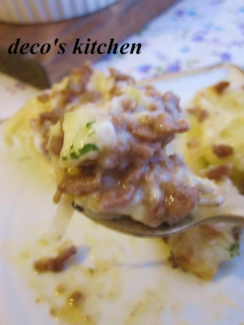 decoの小さな台所。-ポテトミートグラタン3