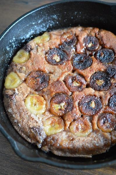 バナナケーキ工程6