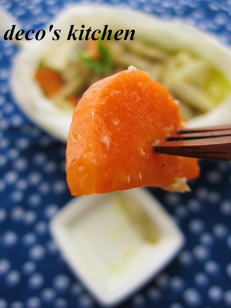 根菜の和風アヒージョ10