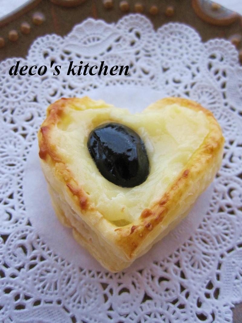decoの小さな台所。-ジンジャーチーズクリームぷちパイ2
