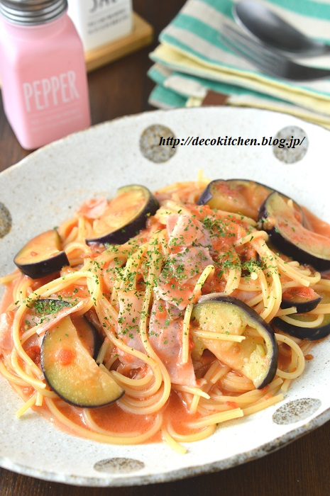 トマトパスタ5