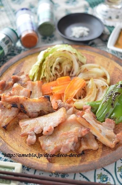 タイ風焼き肉1