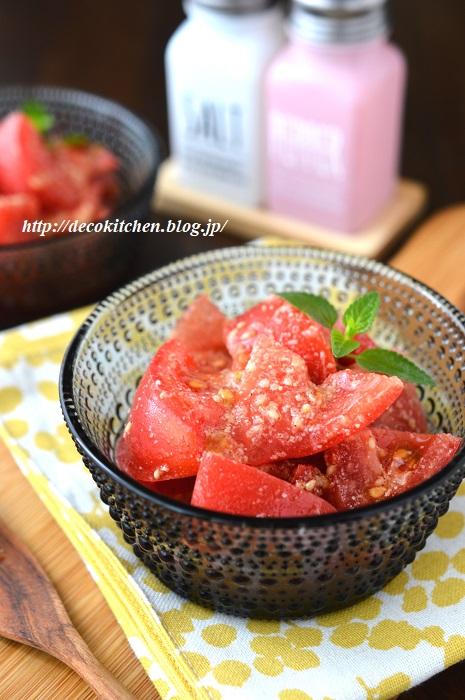 トマトサラダ (5)