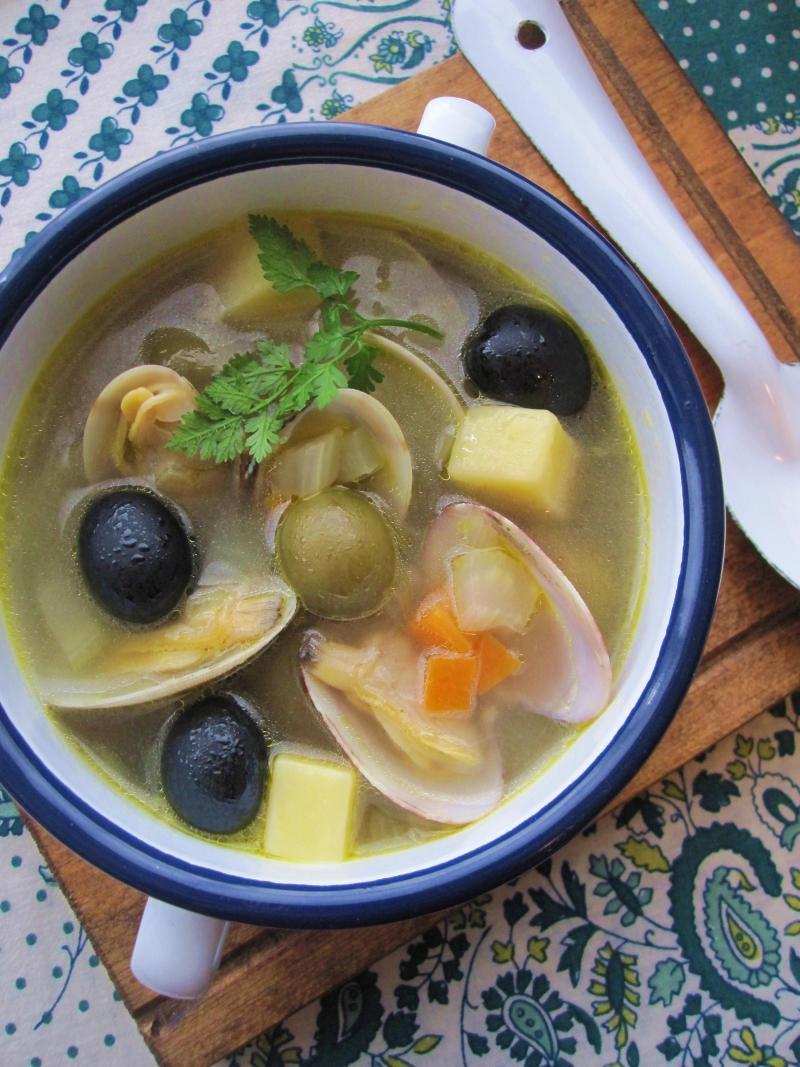 具沢山スープ2