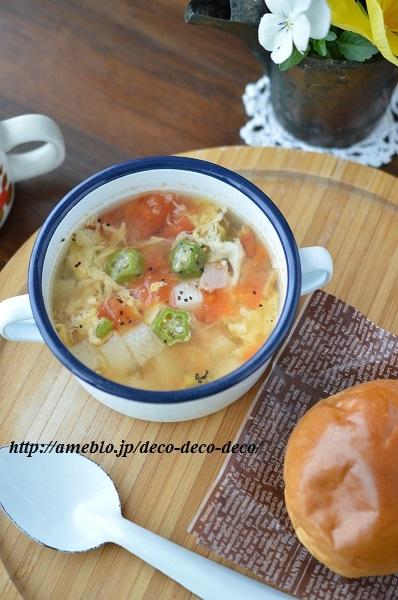 長芋のスープ2