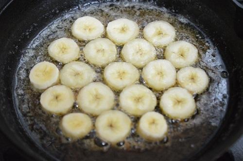 バナナケーキ工程4