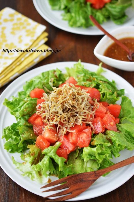 トマトサラダ11