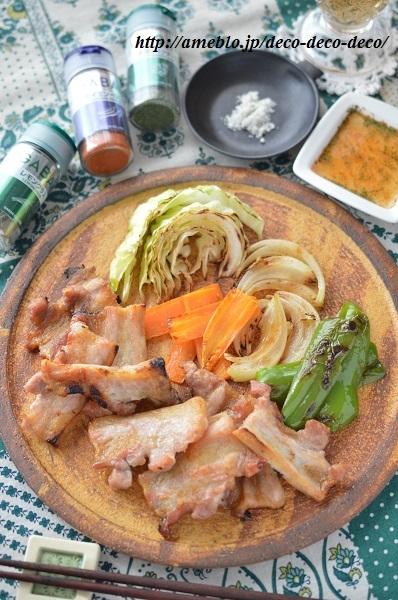 タイ風焼き肉5