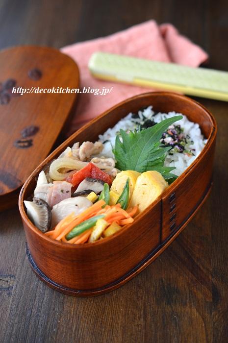 生姜焼き弁当4