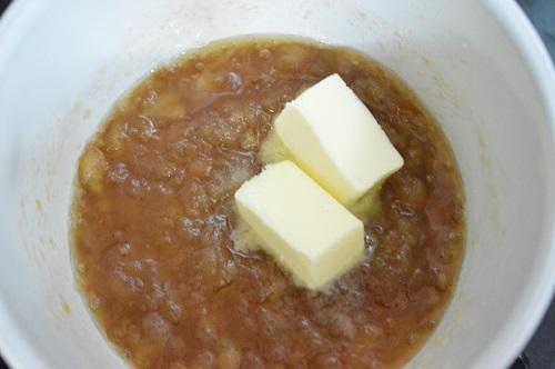 洋なしバター工程4