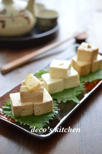 漬け豆腐1