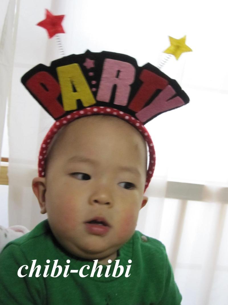 ちびの誕生日3