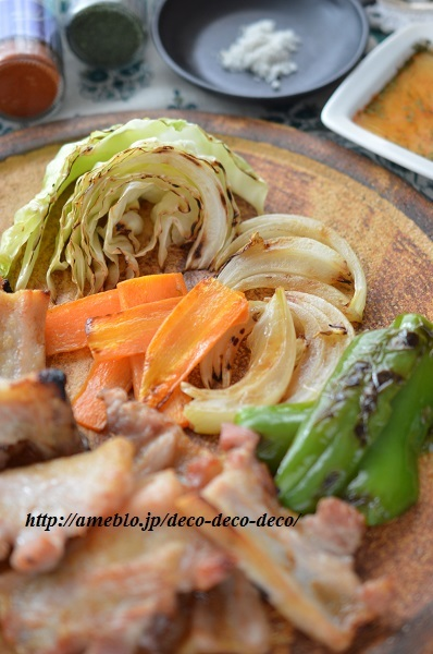 タイ風焼き肉10