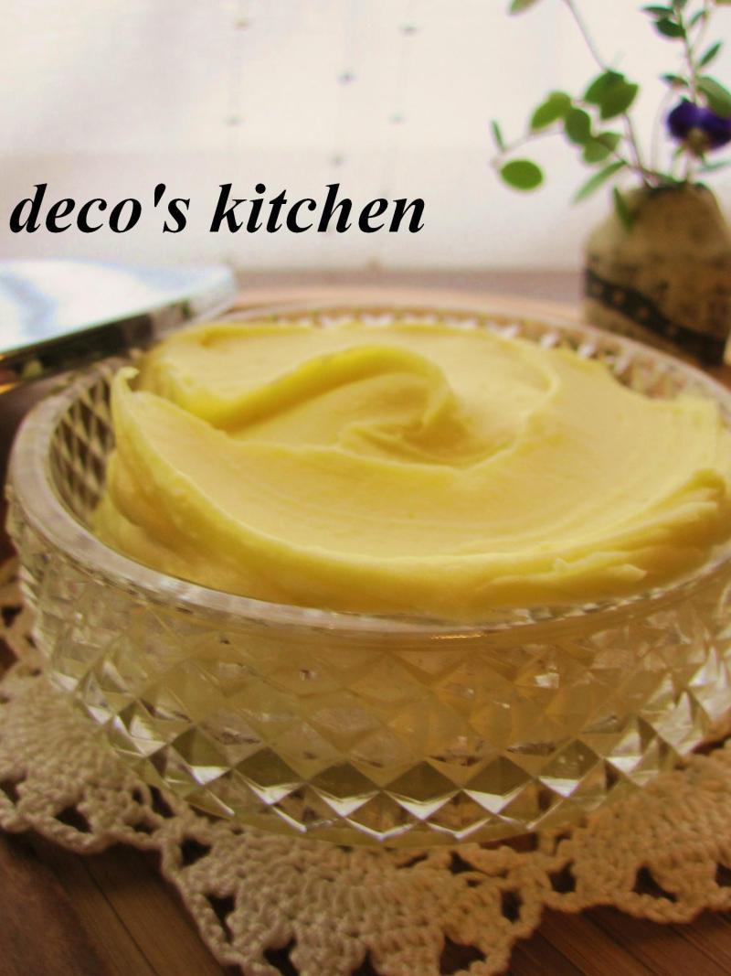 decoの小さな台所。-さつまいもクリチあん5
