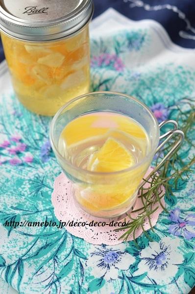 シトラスジンジャー酢5