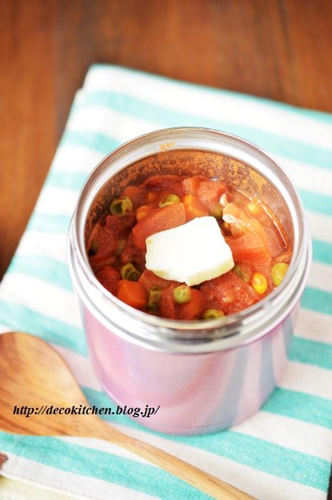 トマト粥2