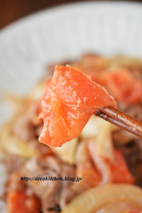 トマト炒め10