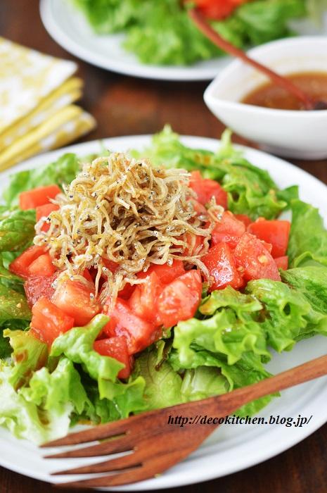 トマトサラダ12