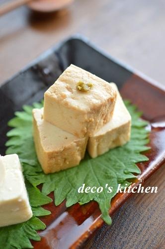 漬け豆腐5