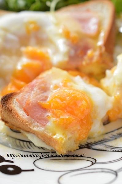 冷凍卵でエッグベネディクト12