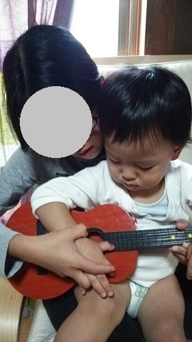 ギターとボク1