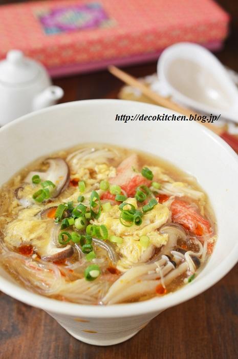 卵スープ7