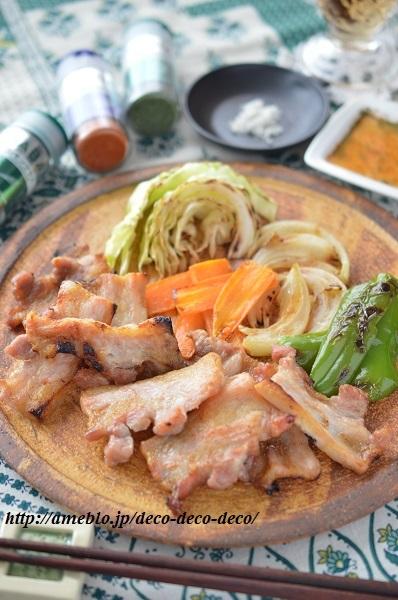 タイ風焼き肉2