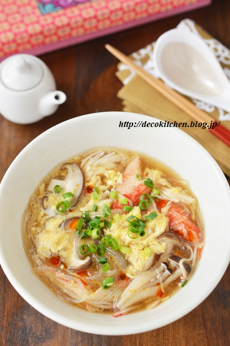 卵スープ2