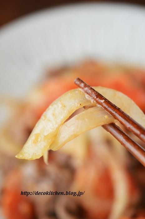 トマト炒め8
