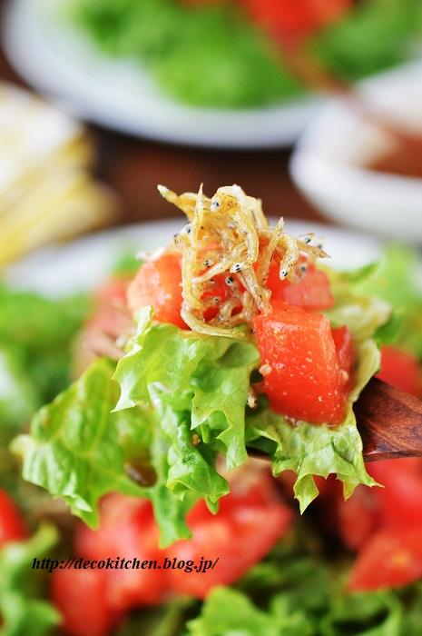 トマトサラダ18